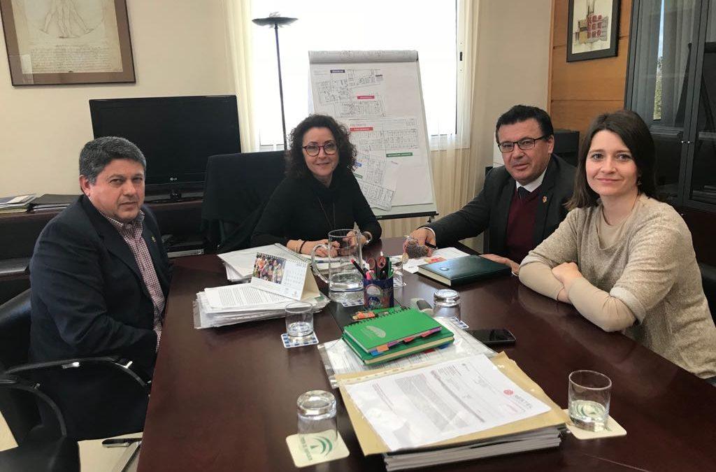 La Consejería de Salud anuncia el inicio de negociaciones para un nuevo Centro de Salud en Iznájar 1