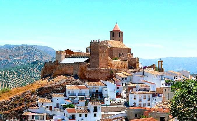 La Red Guadalinfo apoya a Iznájar como Capital del Turismo 2018 1