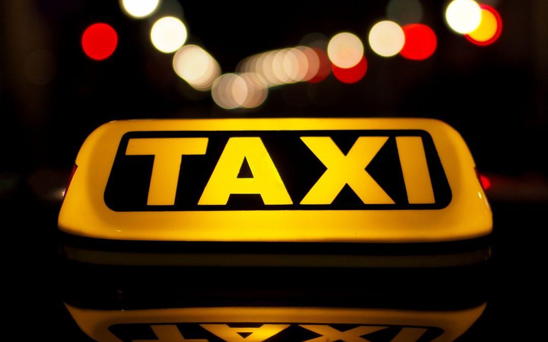 Permiso municipal para conductores de taxi 1