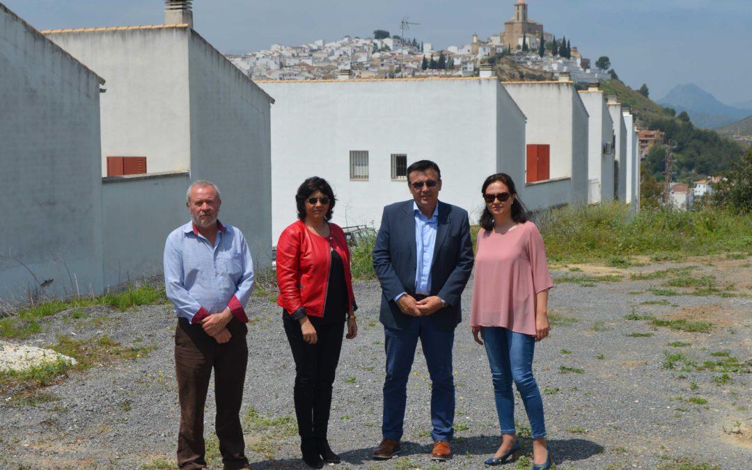 Visita de la Delegada de Fomento en Córdoba 1