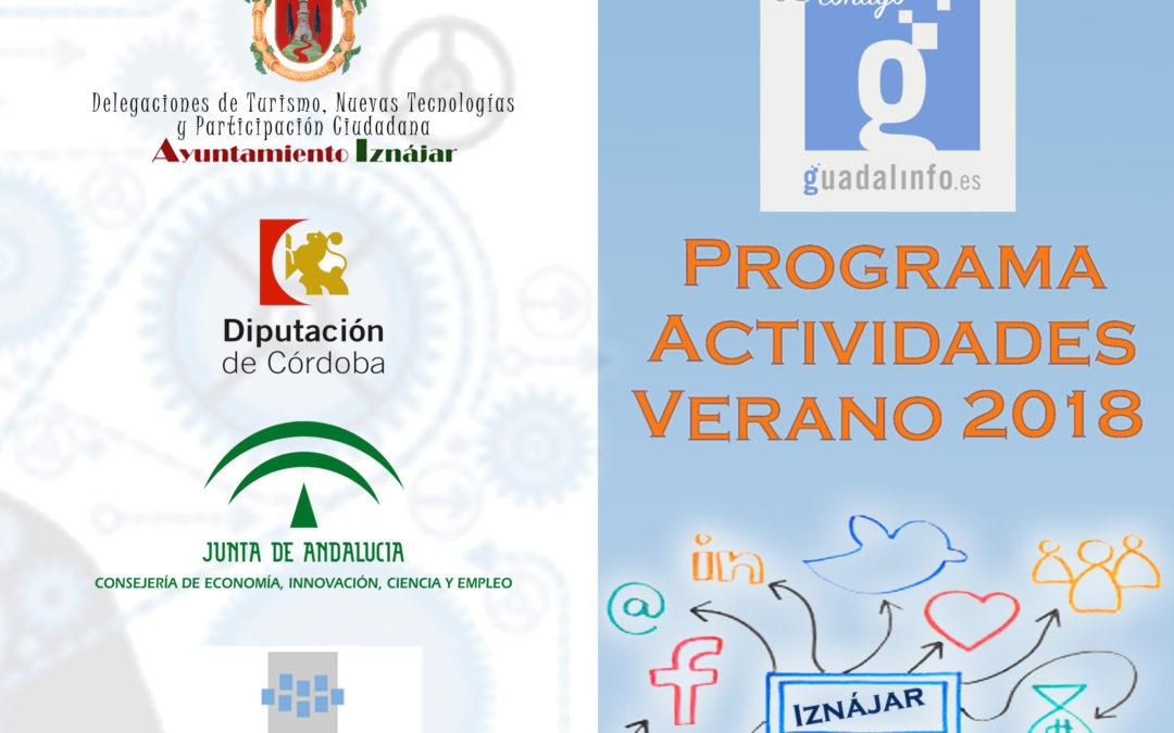 Programa de Nuevas Tecnologías - Verano 2018 1