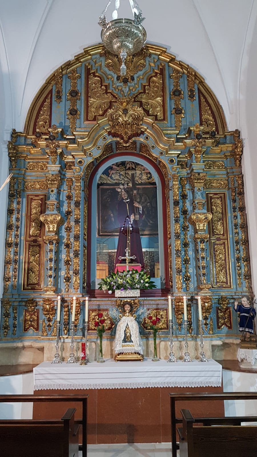 Imágenes Ermita de La Antigua y Camarín de Ntro. Padre Jesús Nazareno 6
