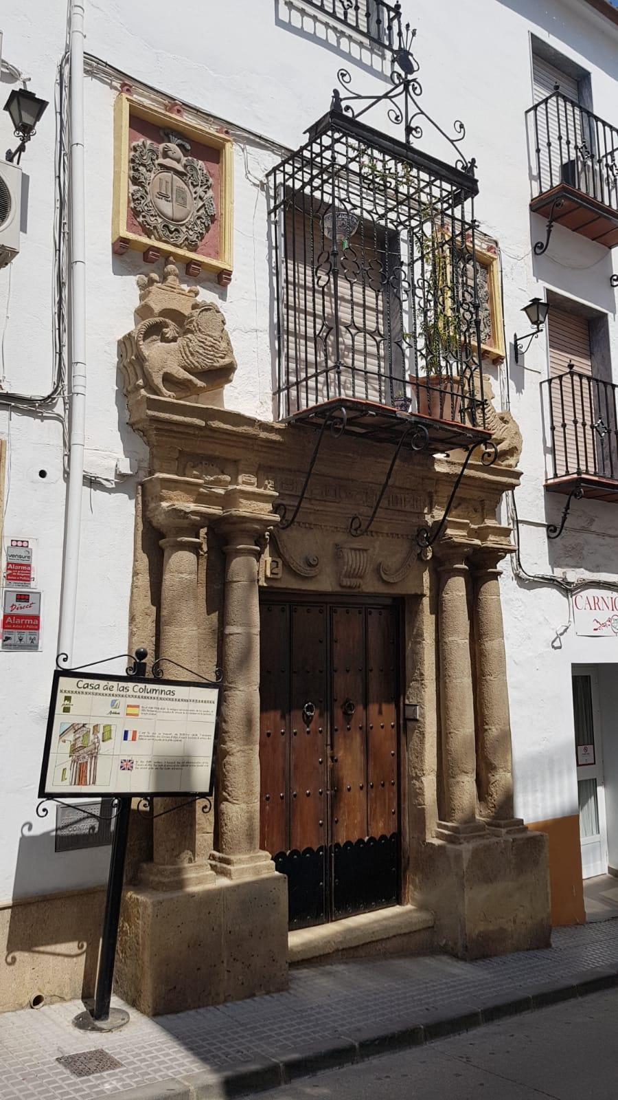 Imágenes Casa de Las Columnas 1
