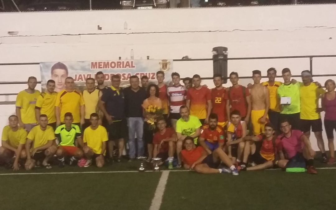 IV Memorial de Fútbol Javi Pedrosa 1