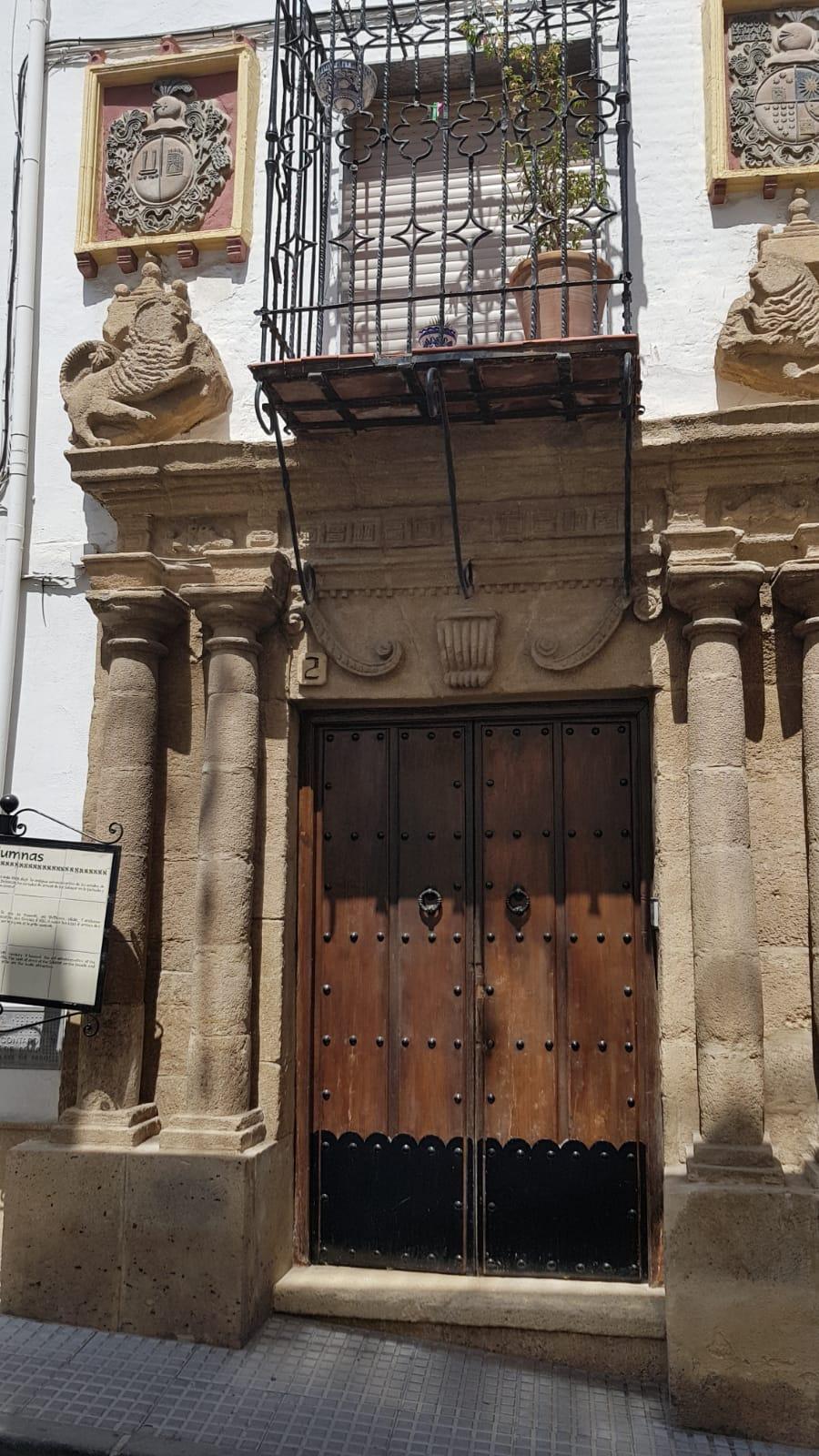 Imágenes Casa de Las Columnas 2