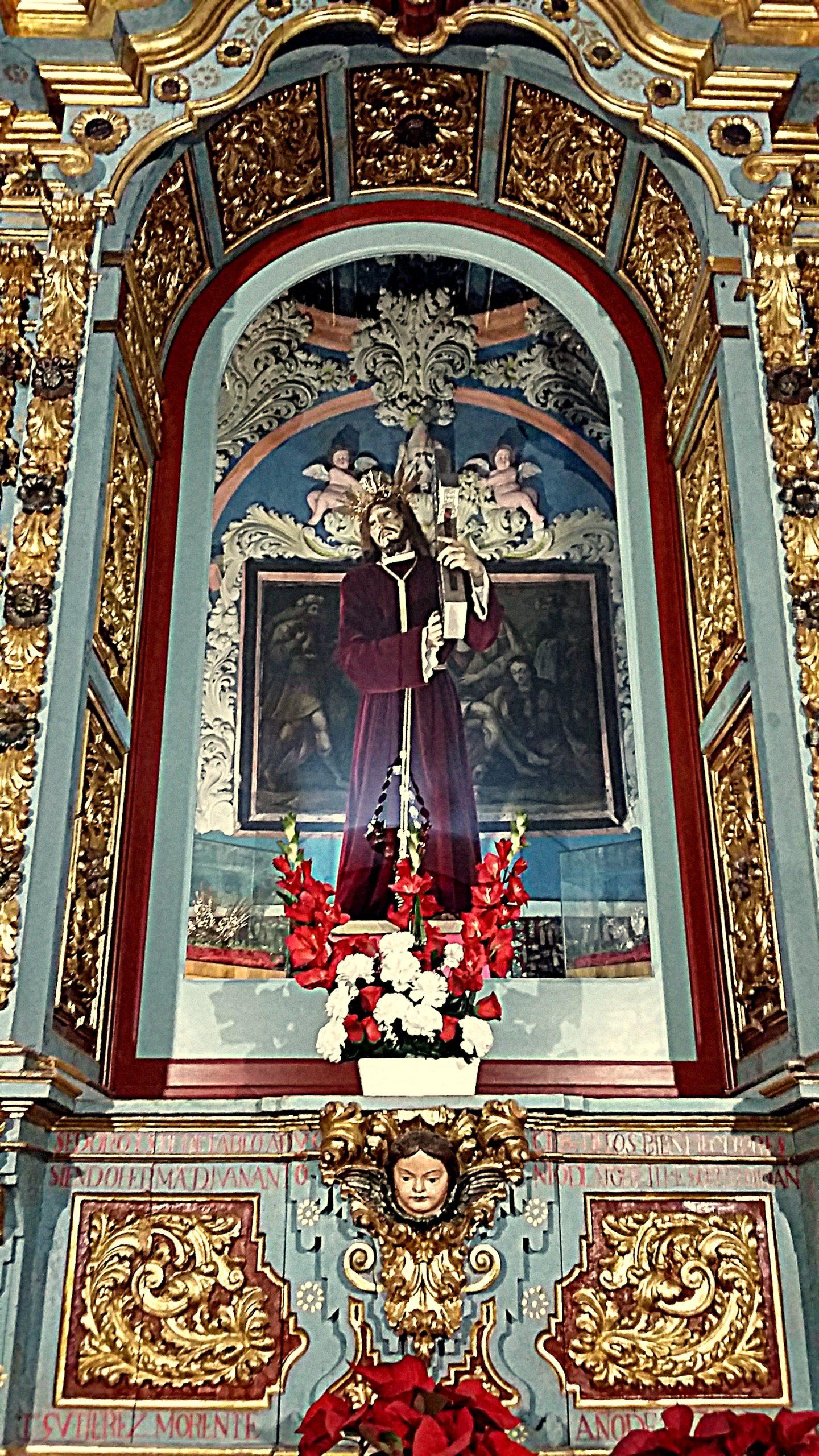 Imágenes Ermita de La Antigua y Camarín de Ntro. Padre Jesús Nazareno 5