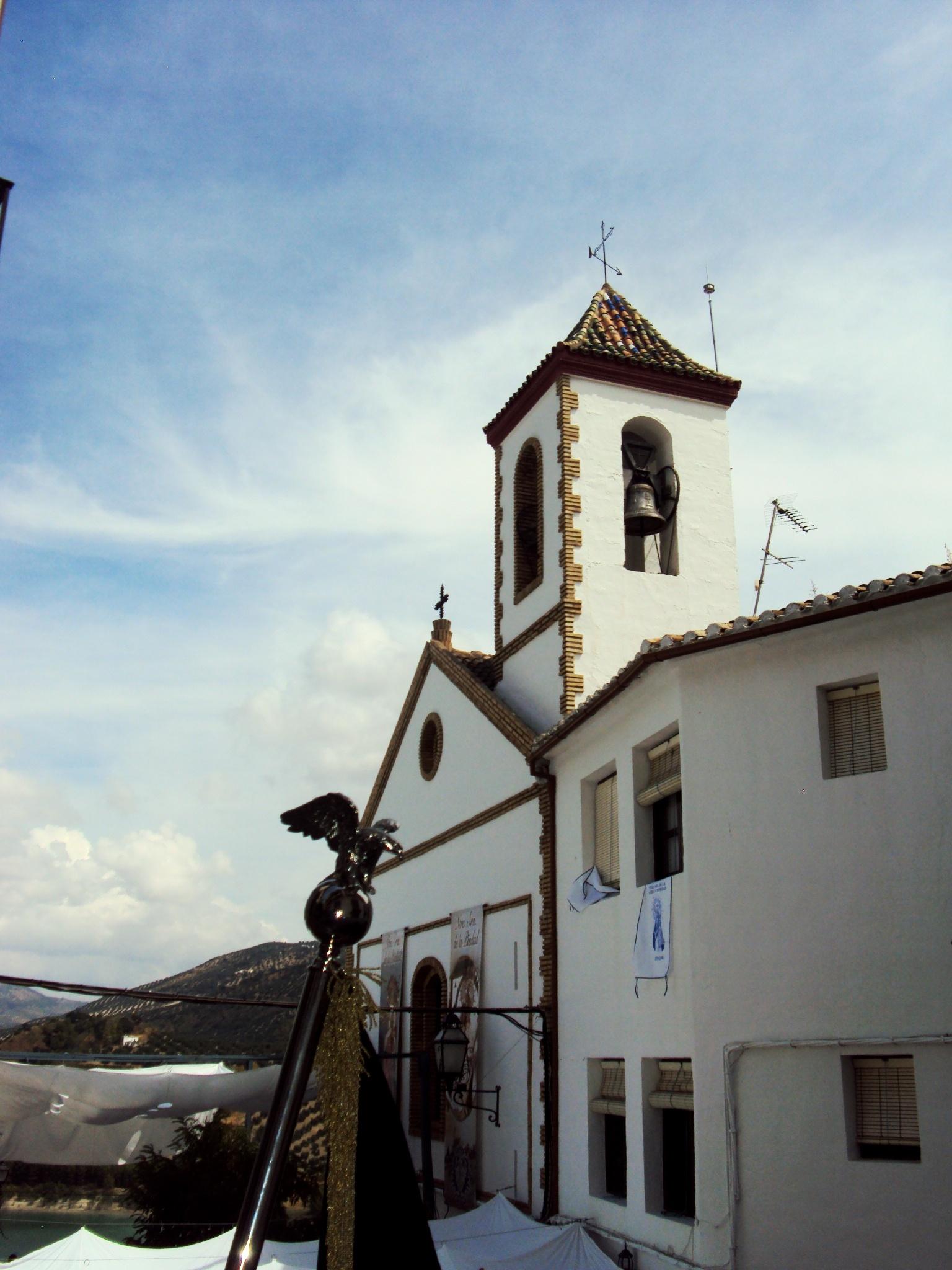 Imágenes Ermita de La Antigua y Camarín de Ntro. Padre Jesús Nazareno 2