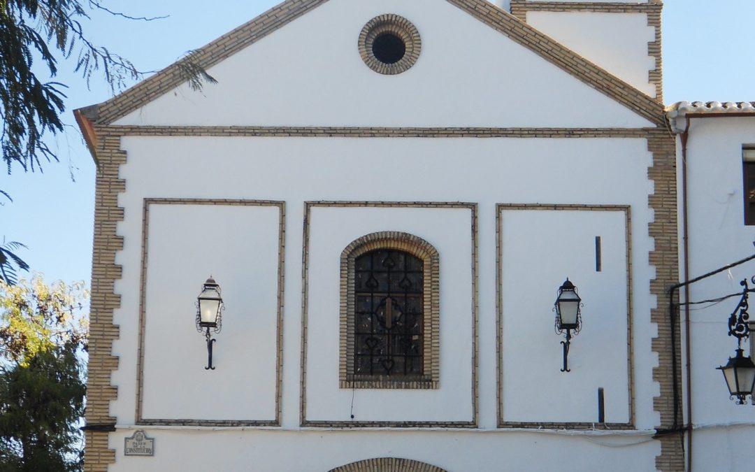 Imágenes Ermita de La Antigua y Camarín de Ntro. Padre Jesús Nazareno 1