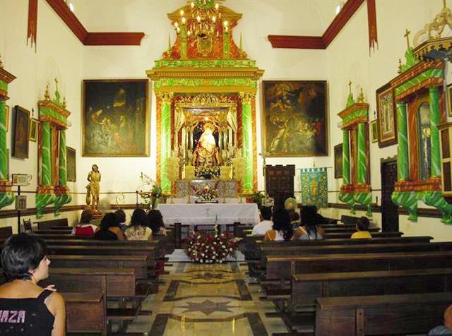 Imágenes Ermita de La Antigua y Camarín de Ntro. Padre Jesús Nazareno 3