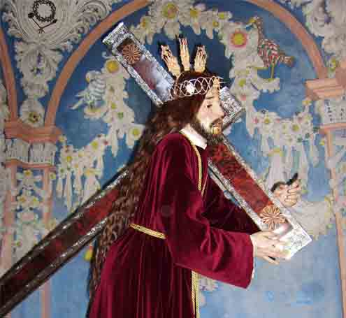 Imágenes Ermita de La Antigua y Camarín de Ntro. Padre Jesús Nazareno 4