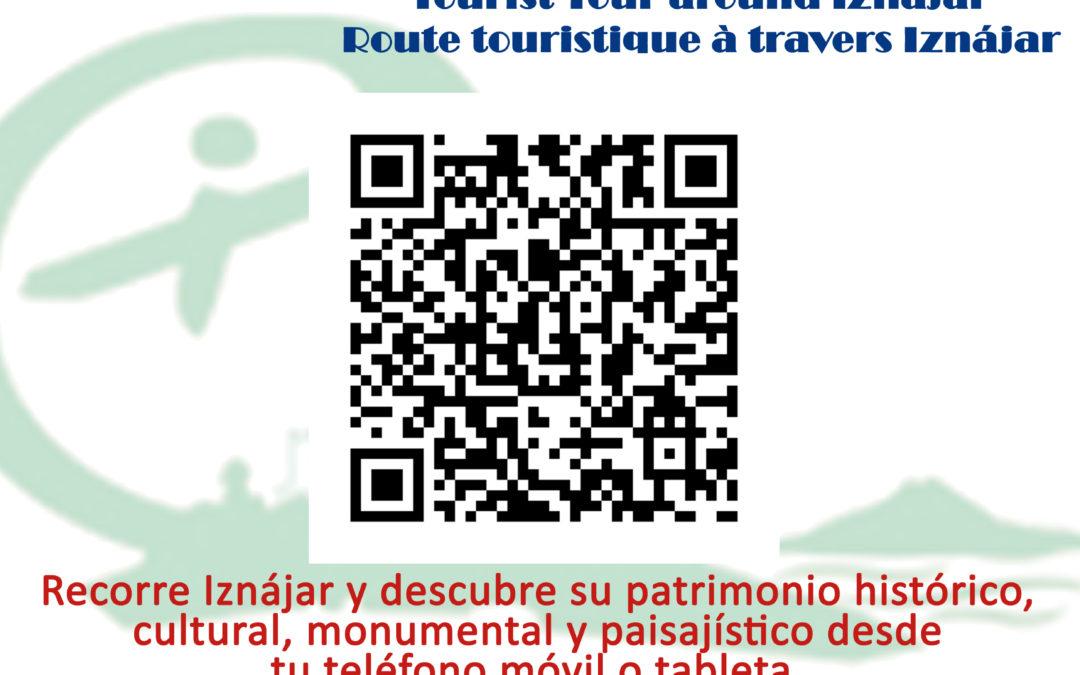 Ruta Turística audioguiada por Iznájar 1