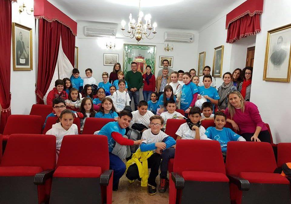 Iznájar renueva el reconocimiento de 'Ciudad Amiga de la Infancia' (CAI) de UNICEF para el periodo 2018-2022 1