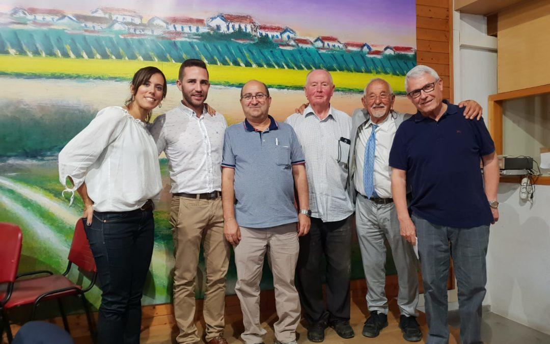 Se celebra en Sabadell el IX Encuentro de Alcuilleros 1
