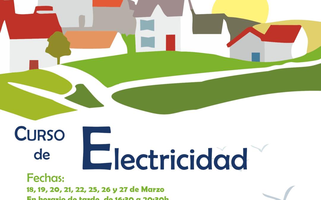 Curso de Electricidad en Iznájar dentro del Programa de Formación de Mujeres en el Medio Rural 1