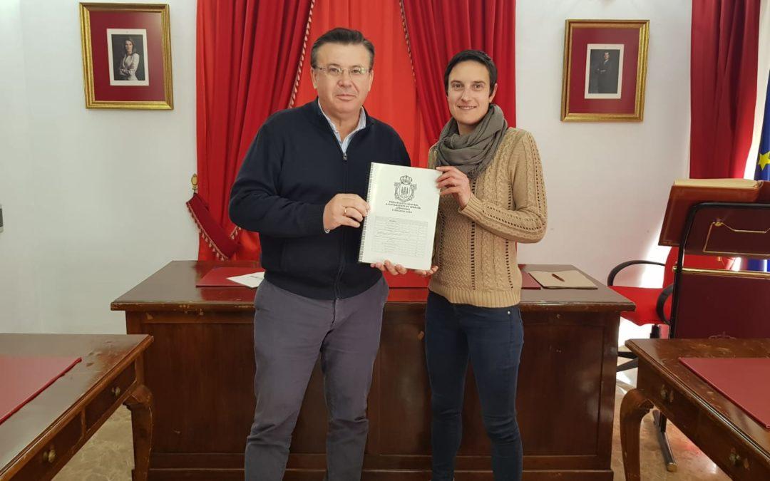 Presupuesto Municipal de Iznájar 2019 1