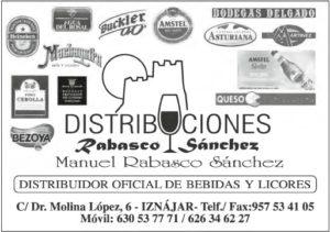 Distribuciones de bebidas Manuel Rabasco Sánchez 1