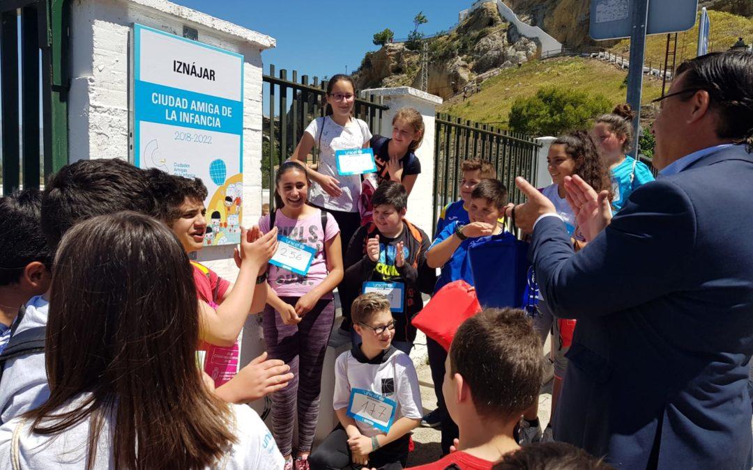 Reconocimiento de Iznájar como Ciudad Amiga de la Infancia por UNICEF 1