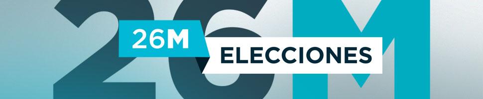 Servicio de bus para las Elecciones Municipales del 26 de Mayo de 2019 1