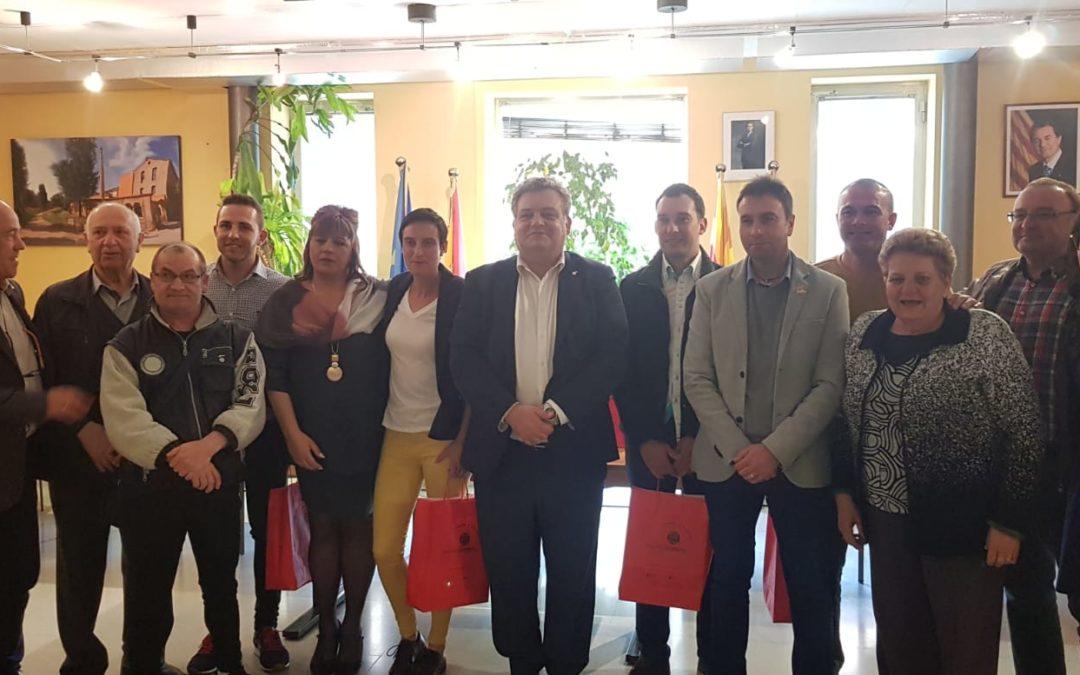 Iznájar participa en la Fira de la Multicultura i el Comerç de Santa Margarita de Montbui 1