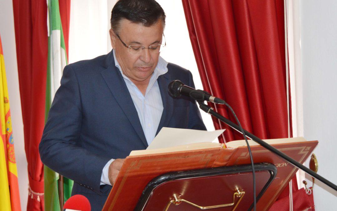 Lope Ruiz es reelegido Alcalde de Iznájar para el mandato 2019-2023 1