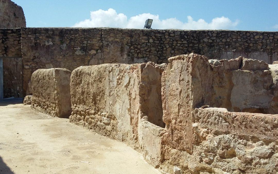 Iznájar recibirá 14.459 euros para la restauración de los lienzos este y sur de una de las torres del Castillo de Hisn-Ashar 1