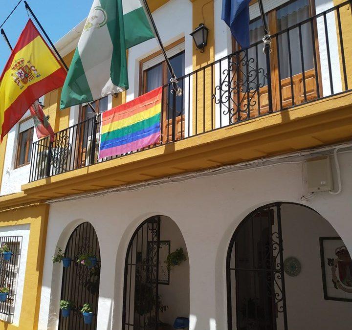 Iznájar se suma a la celebración del Día Internacional del Orgullo LGTBIQ 1