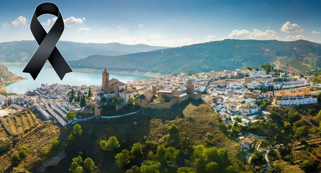 El Ayuntamiento de Iznájar declara tres días de luto oficial 1