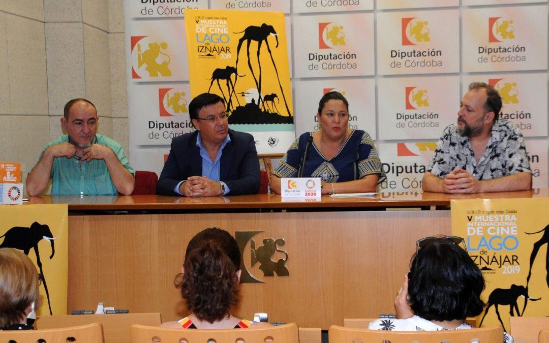 Presentada la V Muestra Internacional de Cine Lago de Iznájar 1