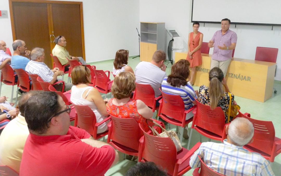 El Alcalde reúne a los representantes de asociaciones y colectivos 1