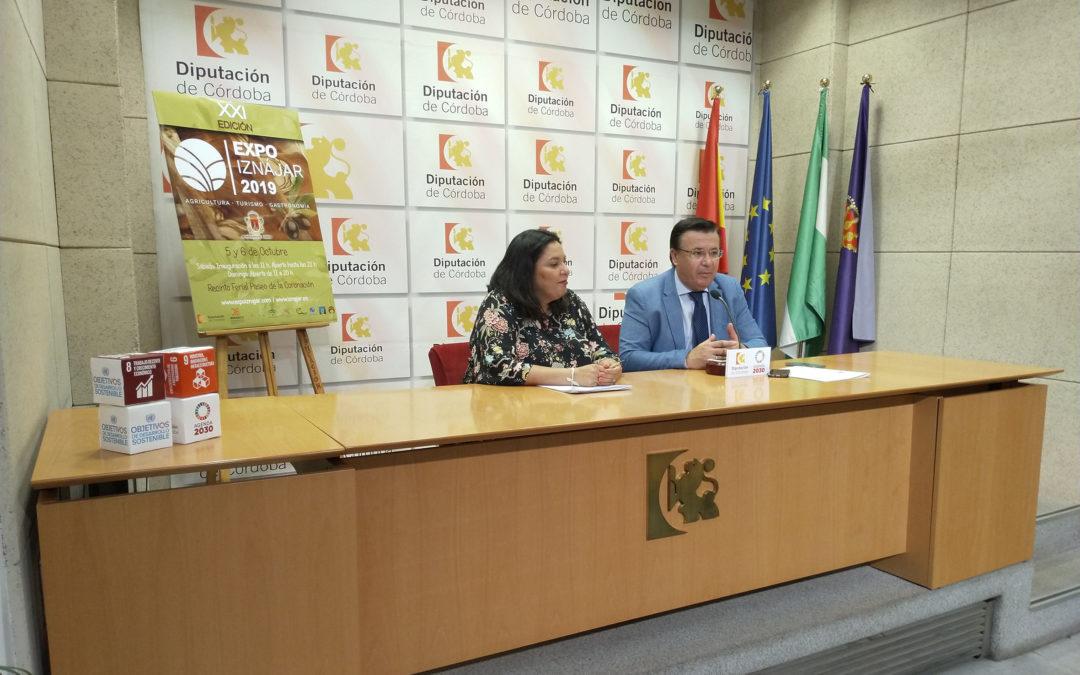 Iznájar se convierte en el centro de la Agricultura, el Turismo y la Gastronomía con ExpoIznájar 1