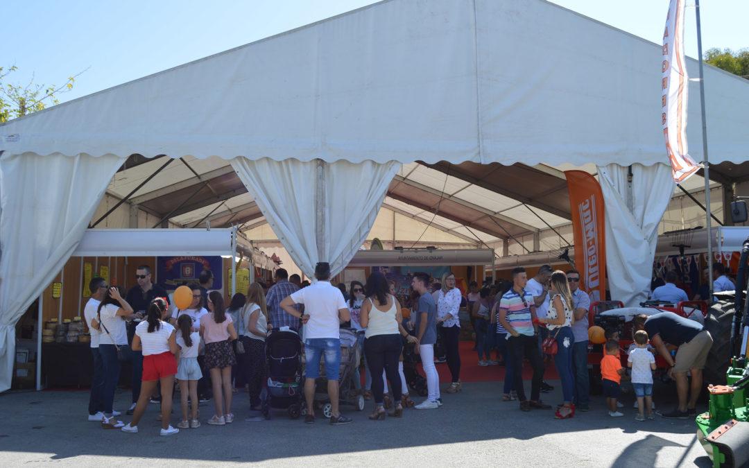 Más de 6.000 personas visitaron ExpoIznájar 2019 1
