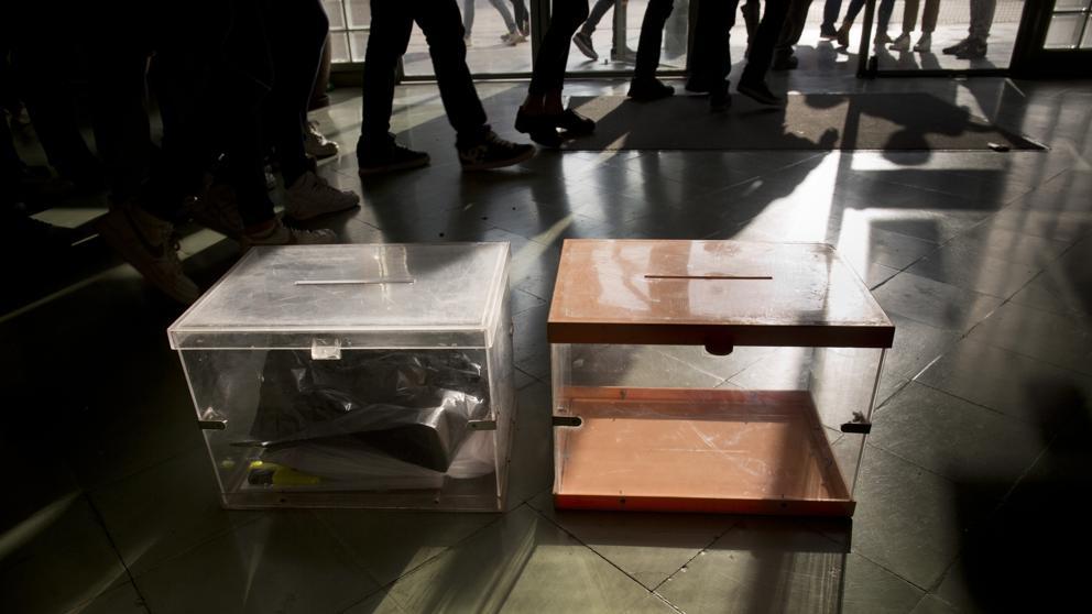 Anuncio Mesas Electorales del término de Iznájar 1