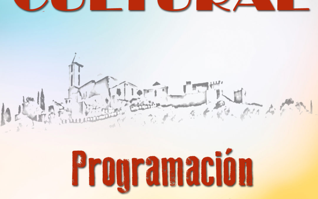 El Ayuntamiento de Iznájar pone en marcha la programación Otoño Cultural 1