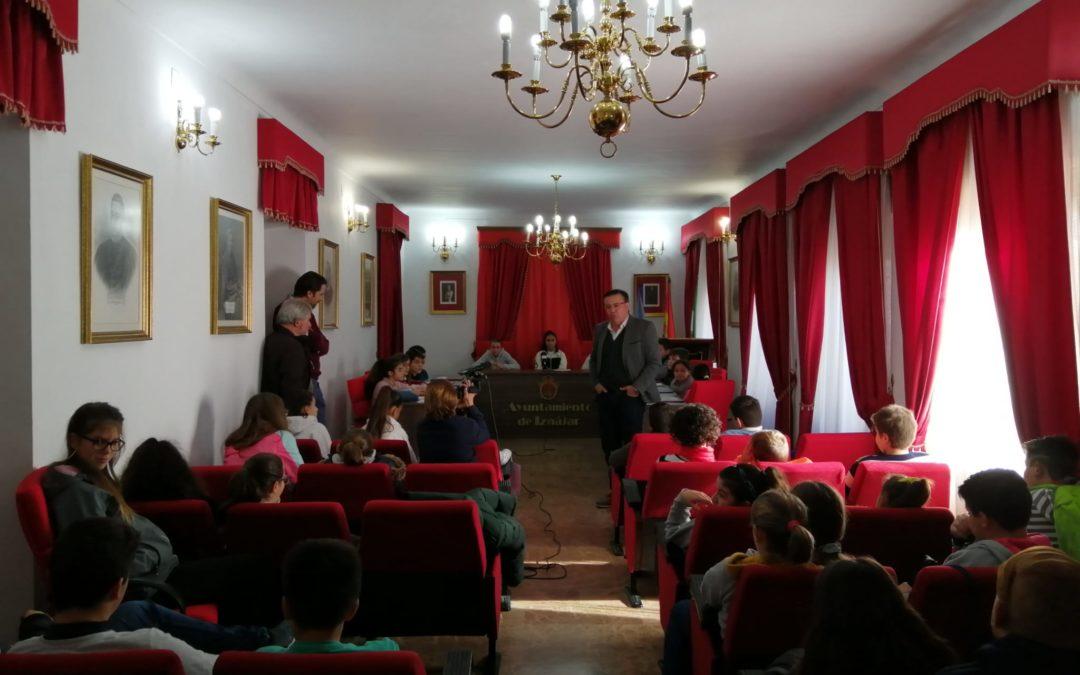 Pleno Infantil en Iznájar