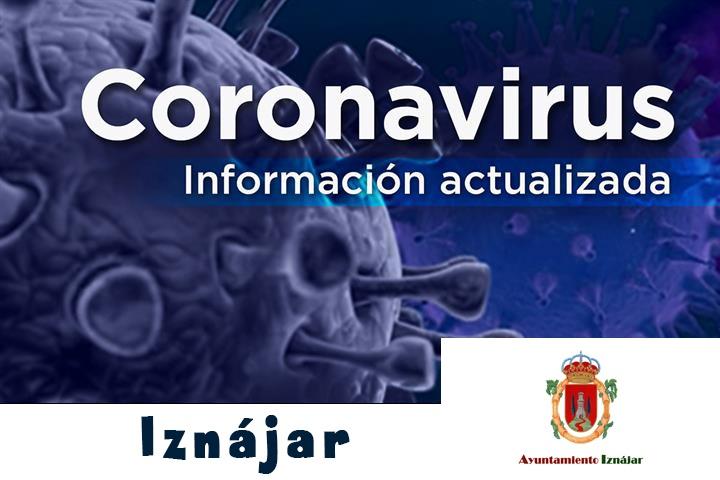 Coronavirus Información actualizada