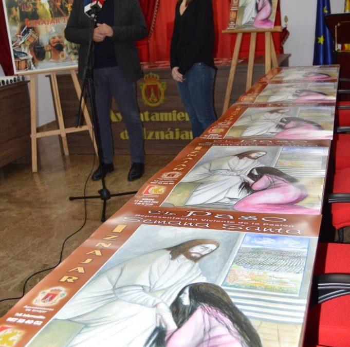 Iznájar presenta una Semana Santa original y colorida