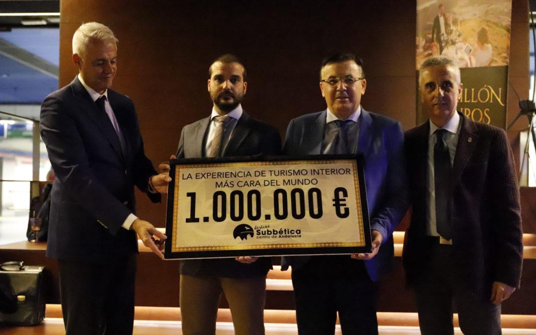 La Subbética Cordobesa presenta en Madrid la Experiencia de Turismo de Interior Más Cara del Mundo