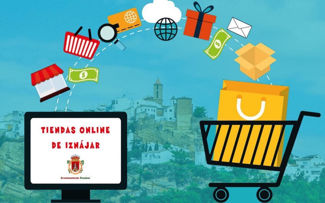 Tiendas Online de Iznájar