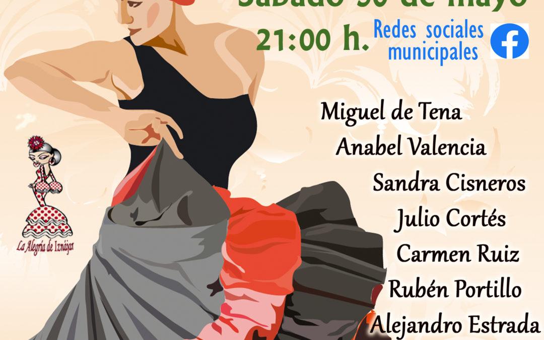 Velada Flamenca y Clausura del IX Festival de los Balcones de Iznájar 2020