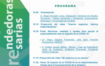 XXI Encuentro de Emprendedoras y Empresarias FUNDACIÓN MUJERES