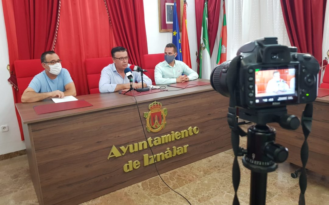 Iznájar anuncia la suspensión de sus Fiestas Patronales