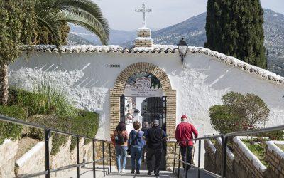 Medidas adoptadas para el Cementerio Municipal de Iznájar
