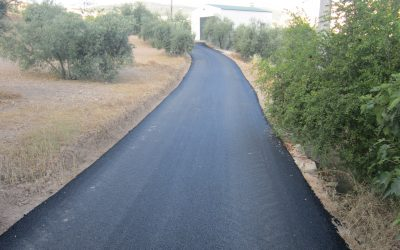 Convocatoria de subvenciones para la mejora de caminos rurales en Iznájar