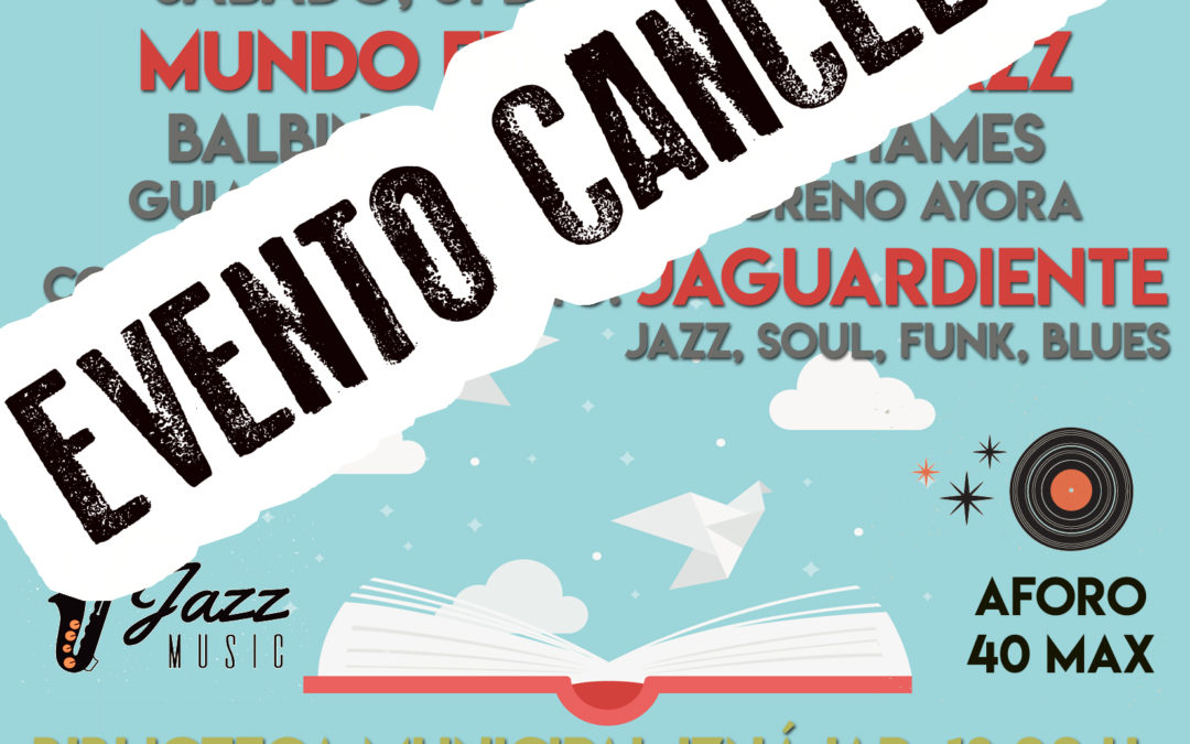 La Delegación de Cultura cancela el encuentro «Poesía a tres voces» del sábado 31 de octubre