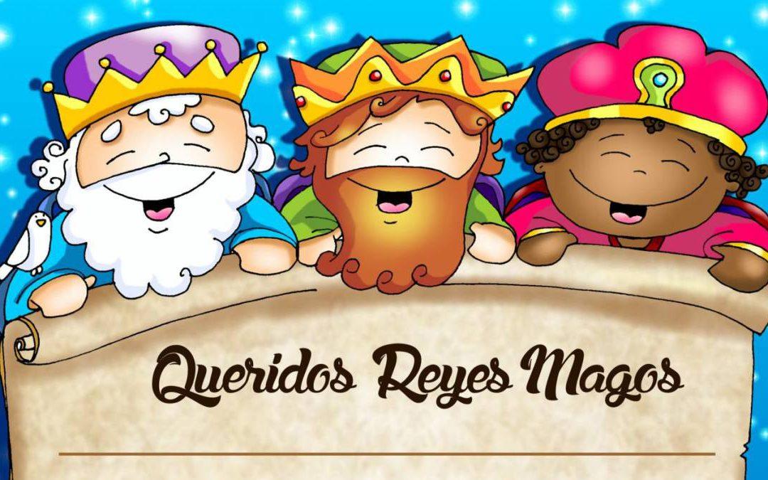 CARTERO REAL – Envía tu carta a SSMM los Reyes Magos de Oriente