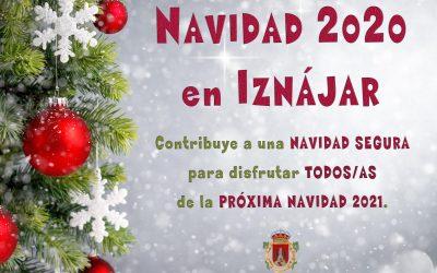Iznájar presenta una Navidad segura e ilusionante