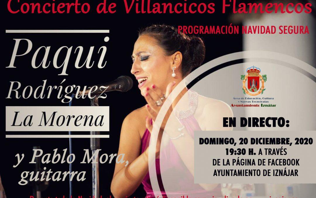 Concierto de Villancicos Flamencos