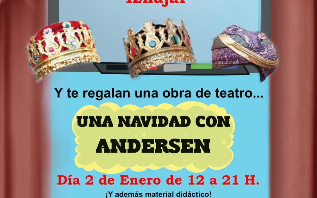 Teatro infantil: Una Navidad con Andersen