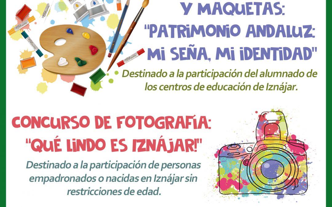 La delegación de Cultura convoca concursos de pintura y fotografía para conmemorar el Día de Andalucía
