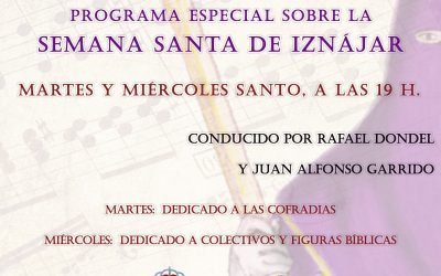 """Sentimiento Cofrade"" #SSantaIznajar2021"
